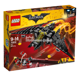 LEGO - THE BATMAN MOVIE - DWIE TWARZE I PODWÓJNA DEMOLKA - 70915