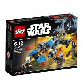 LEGO - STAR WARS - ŚMIGACZ TRANSPORTOWY NAJWYŻSZEGO PORZĄDKU - 75166