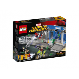 LEGO - SUPER HEROES - GUARDIANS OF THE GALAXY - MILANO KONTRA ABILISK - 76081