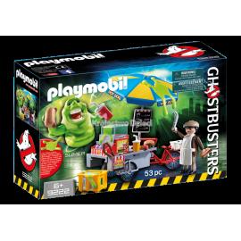 PLAYMOBIL - GHOSTBUSTERS - POGROMCY DUCHÓW - FIGURKA STAY PUFT MARSHMALLOW MAN - 9221