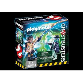 PLAYMOBIL - GHOSTBUSTERS - POGROMCY DUCHÓW - VENKMAN I TERROR-PSY - 9223