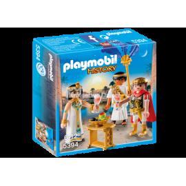 PLAYMOBIL - HISTORY - PIRAMIDA FARAONA - 5386