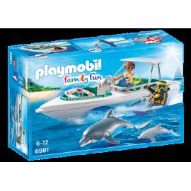 PLAYMOBIL - FAMILY FUN - SKRZYNKA - GRILL BARBECUE - 5649