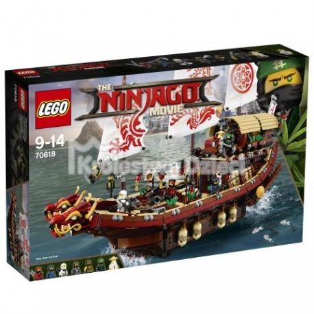 LEGO® - NINJAGO® - PERŁA PRZEZNACZENIA - 70618