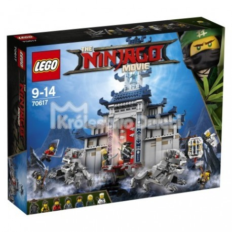 LEGO® - NINJAGO® - ODRZUTOWIEC BŁYSKAWICA - 70614