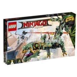 LEGO® NINJAGO® MOVIE™ - MECHANICZNY SMOK ZIELONEGO NINJA - 70612
