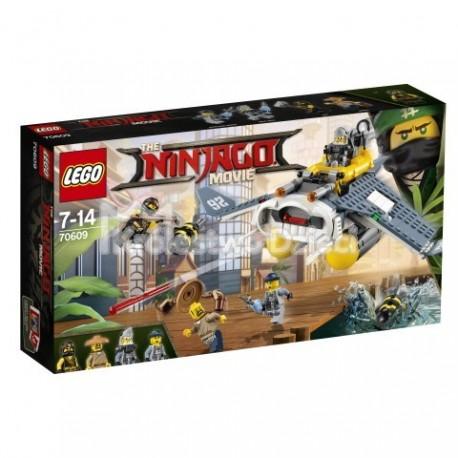 LEGO® - NINJAGO® - MECHANICZNY SMOK ZIELONEGO NINJA - 70612