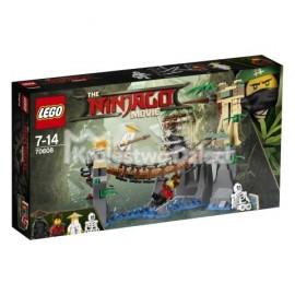 LEGO® NINJAGO® MOVIE™ - UPADEK MISTRZA - 70608