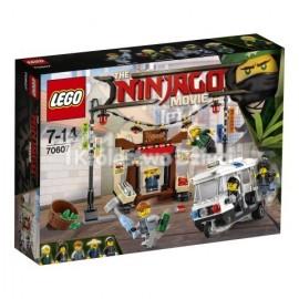 LEGO® - NINJAGO® - UPADEK MISTRZA - 70608