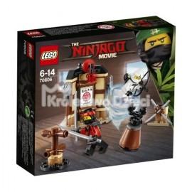 LEGO® NINJAGO® MOVIE™ - SZKOLENIE SPINJITZU - 70606
