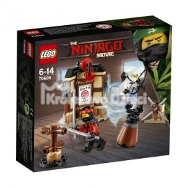 LEGO® - NINJAGO® - POŚCIG W NINJAGO CITY - 70607