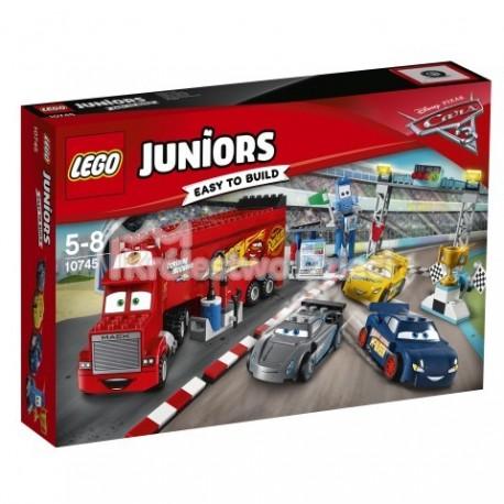 LEGO® - JUNIORS - SZALONA ÓSEMKA W THUNDER HOLLOW - 10744