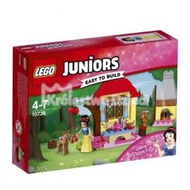 LEGO® - JUNIORS - LEŚNA CHATA KRÓLEWNY ŚNIEŻKI - 10738