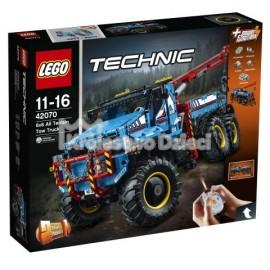 LEGO® - TECHNIC - EKIPA ROBÓT DROGOWYCH - 42060
