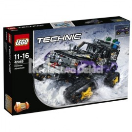 LEGO® - TECHNIC - EKSTREMALNA PRZYGODA - 42069