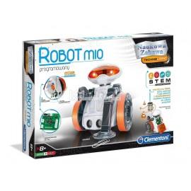 CLEMENTONI - NAUKOWA ZABAWA - ROBOT MIO 2.0 PL DO PROGRAMOWANIA - 60477
