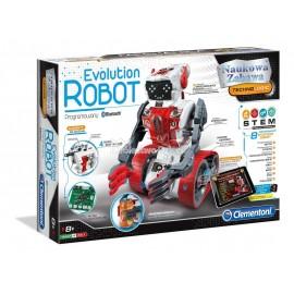 CLEMENTONI - NAUKOWA ZABAWA - EVOLUTION ROBOT DO PROGRAMOWANIA BLUETOOTH - 60466
