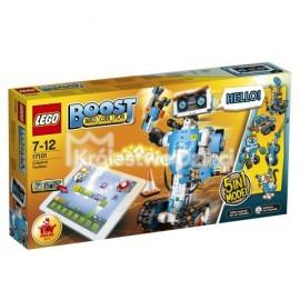 LEGO® - BOOST - ROBOT - ZESTAW KREATYWNY 5W1- PROGRAMOWANIE - 17101