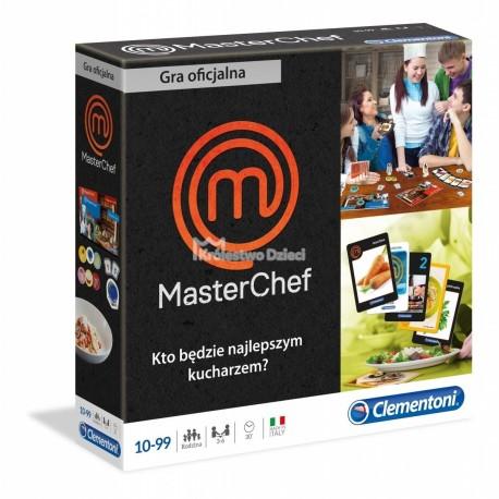 CLEMENTONI - OFICJALNA GRA MASTER CHEF - 60478
