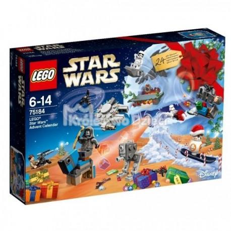LEGO® - STAR WARS™ - KALENDARZ ADWENTOWY 2017 - 75184