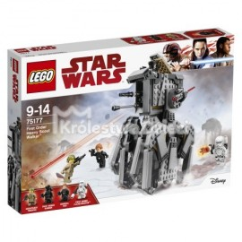 LEGO® - STAR WARS™ - CIĘŻKI ZWIADOWCA NAJWYŻSZEGO PORZĄDKU - 75177