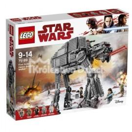 LEGO® - STAR WARS™ - CIĘŻKA MASZYNA KROCZĄCA NAJWYŻSZEGO PORZĄDKU - 75189