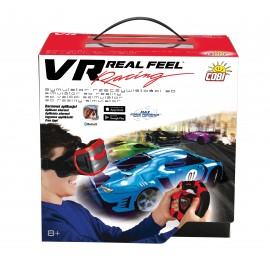 COBI - KIEROWNICA + GOGLE - SYMULATOR JAZDY 3D - VR REAL FEEL RACING - 49400