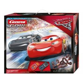 CARRERA GO!!! - DISNEY CARS - AUTA 3 - TOR FAST NO LAST - 62416