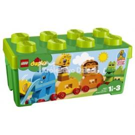 LEGO® - DUPLO® - POCIĄG ZE ZWIERZĄTKAMI - 10863
