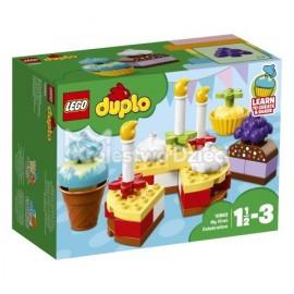 LEGO® - DUPLO® - MOJE PIERWSZE PRZYJĘCIE - 10862
