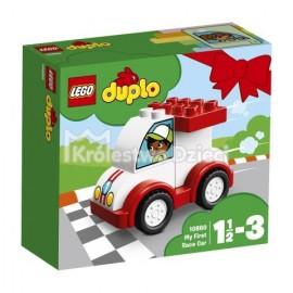 LEGO® - DUPLO® - MOJA PIERWSZA WYŚCIGÓWKA - 10860