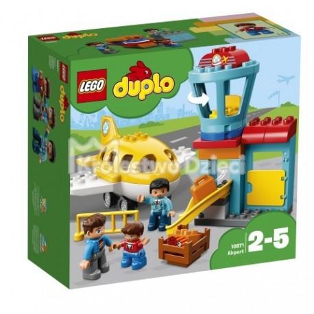 LEGO® - DUPLO® - LOTNISKO - 10871
