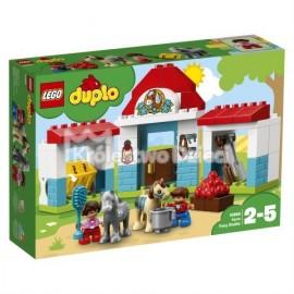 LEGO® - DUPLO® - STAJNIA Z KUCYKAMI - 10868
