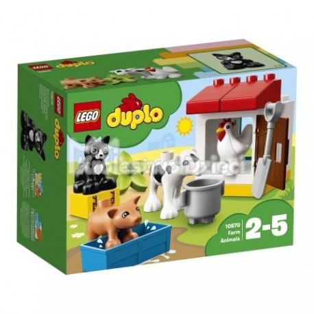 LEGO® - DUPLO® - ZWIERZĄTKA HODOWLANE - 10870