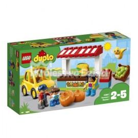 LEGO® - DUPLO® - NA TARGU - 10867