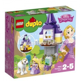 LEGO® - DUPLO® - WIEŻA ROSZPUNKI - 10878