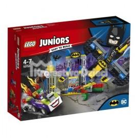 LEGO® - JUNIORS - ATAK JOKERA™ NA JASKINIĘ BATMANA - 10753