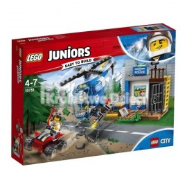 LEGO® - JUNIORS - GÓRSKI POŚCIG POLICYJNY - 10751