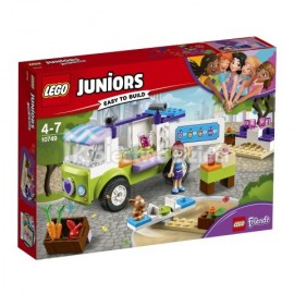 LEGO® - JUNIORS - TARG EKOLOGICZNY MII - 10749