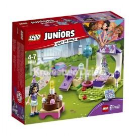 LEGO® - JUNIORS - PRZYJĘCIE DLA ZWIERZAKÓW EMMY - 10748