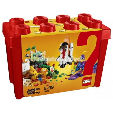 LEGO® - BUILDING BIGGER THINKING - MISJA NA MARSA - 10405