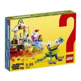 LEGO® - BUILDING BIGGER THINKING - ŚWIAT PEŁEN ZABAWY - 10403