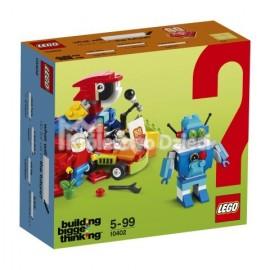 LEGO® - BUILDING BIGGER THINKING - WYPRAWA W PRZYSZŁOŚĆ - 10402