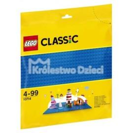 LEGO® - CLASSIC - NIEBIESKA PŁYTKA KONSTRUKCYJNA - 10714