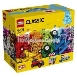 LEGO® - CLASSIC - KLOCKI NA KÓŁKACH - 10715