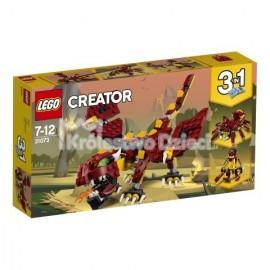 LEGO® - CREATOR - MITYCZNE STWORZENIA - 31073
