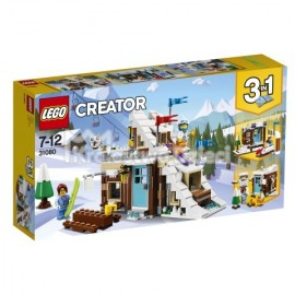 LEGO® - CREATOR - FERIE ZIMOWE - 31080
