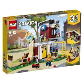 LEGO® - CREATOR - SKATEPARK - 31081