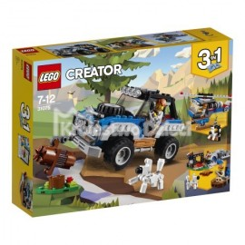 LEGO® - CREATOR - ZABAWY NA DWORZE - 31075