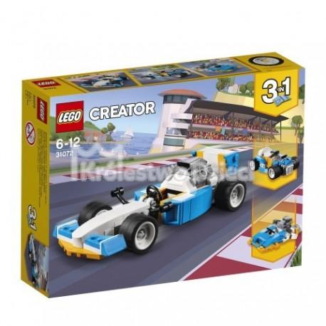LEGO® - CREATOR - POTĘŻNE SILNIKI - 31072